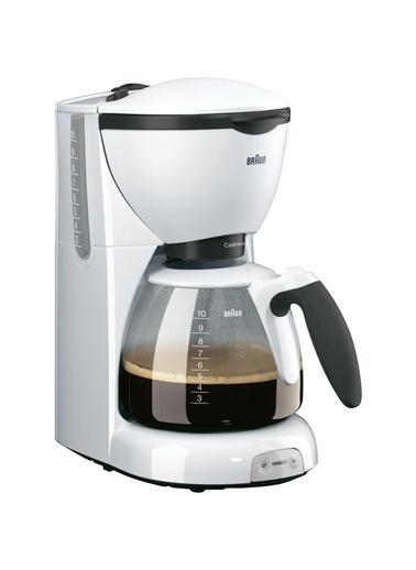 KF520/1 Cafe House Filtre Kahve Makinası-Braun